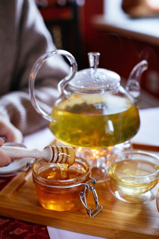 honey as home remedies for cough