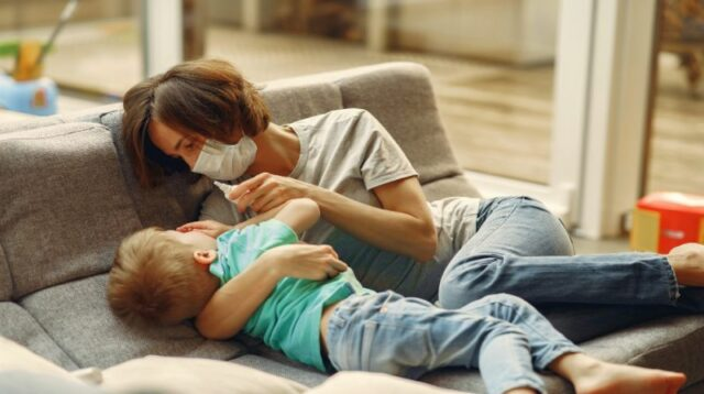 Feature Image | When There Is A Persistent Cough In Kids: Could It Be COVID-19?