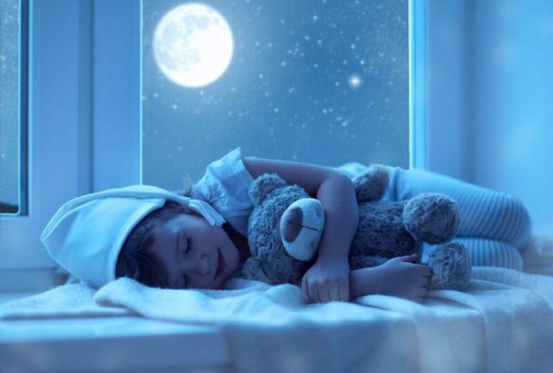 sleep hygiene tips for your kids