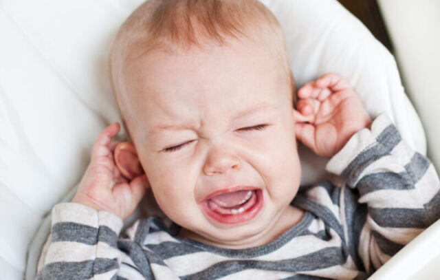 baby ear infection